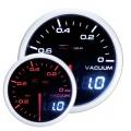 Přídavný budík Depo Racing Dual View - vakuum (podtlak)