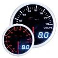 Přídavný budík Depo Racing Dual View - voltmetr