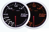 Přídavný budík Depo Racing WA 52mm - tlak turba elektronický