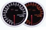 Přídavný budík Depo Racing WA 60mm - bohatost směsi (A/F ratio)