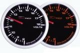 Přídavný budík Depo Racing WA 60mm - voltmetr