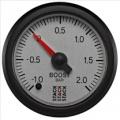 Přídavný budík Stack ST3381 52mm tlak turba - bar