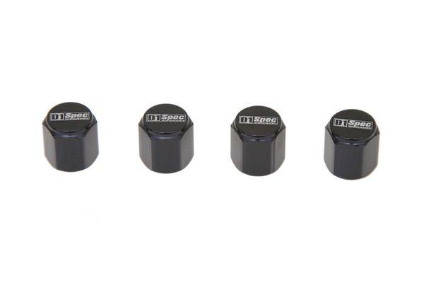Ventilky na kola D1 Spec D1S035 - černé 4 kusy