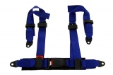 Bezpečnostní pás Pro Sport Monza 4-bodový modrý - 50mm (E)