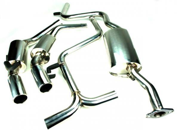 Catback výfuk Jap Parts Ford Mondeo Mk2 2.5 V6 ST200/ST24