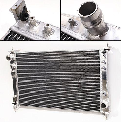 Hlinikový závodní chladič Jap Parts Opel Corsa D 1.3/1.7 DTI + 1.6 16V OPC manuál (06-)