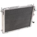 Hlinikový závodní chladič Jap Parts Renault Kangoo 1.2/1.4/1.9TDI (97-03) / Thalia 2.0 (01-05) - klima
