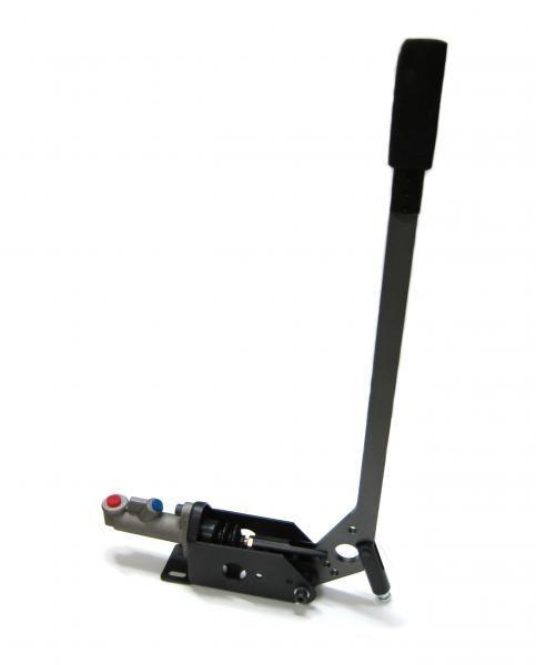 Hydraulická ruční brzda HPP - vertikální (s brzd. válcem a aretací)