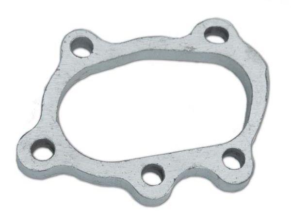 Turbo Parts Příruba na výfukovou část T25/T28 (ocel) - 5 děr