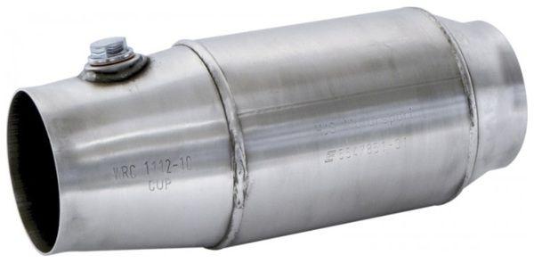 Závodní katalyzátor HJS 108 x 258mm - 78mm (FIA)