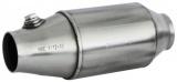 Závodní katalyzátor HJS 108 x 268mm - 61,5mm (FIA)