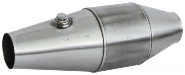 Závodní katalyzátor HJS 130 x 335mm - 76mm (FIA)