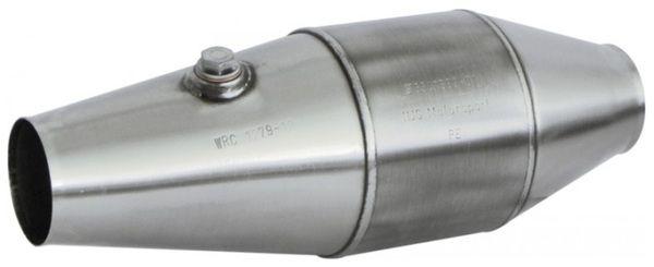 Závodní katalyzátor HJS 130 x 370mm - 63/70mm (FIA)