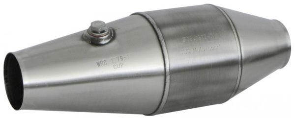 Závodní katalyzátor HJS 130 x 386mm - 80mm (FIA)