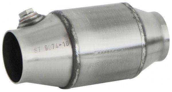 Závodní katalyzátor HJS 94 x 196mm - 61,5mm (FIA)