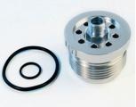 Adaptér na změnu olejového filtru z interního na externí (šroubovací) - Mercedes / Smart
