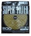Náhradní vložka (Filter Element 1504-SA013) do filtru HKS style Super Power Flow houba - žlutá
