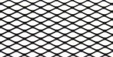 Tahokov ProRacing černý 120 x 40cm - hliníkový