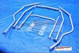 Bezpečnostní rám / klec Godspeed Project Honda Civic 2-dv./hatchback (96-00)