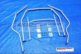 Bezpečnostní rám / klec Godspeed Project Honda Civic 2-dv./hatchback (92-95)
