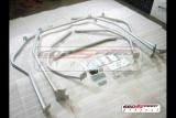 Bezpečnostní rám / klec Godspeed Project Mitsubishi Lancer Evo 7/8/9