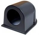 Držák na palubovku Depo Racing pro 1 přídavný budík 52mm - černý