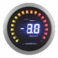 Přídavný budík Depo Racing Digital 2in1 - tlak turba elektronický + otáčkoměr