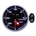 Přídavný budík Depo Racing Peak 7-color - vakuum (podtlak)