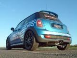 Catback výfuk Milltek Mini Cooper S Mk2 R56 1.6T (06-14) - verze bez rezonátoru - koncovka GT