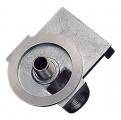 Externí relokační držák olejového filtru - 1x výstup na každé straně