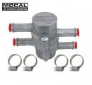 Termostat Mocal inline pro olejové vedení 1/2 palce (13mm)