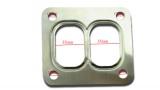 Těsnění na výfukové svody k turbu T4 twin scroll (dělené) - kovové Turbo Parts