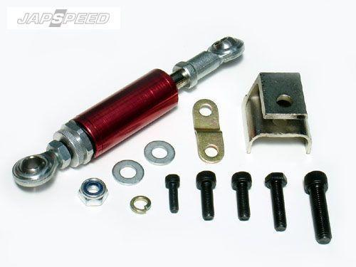 Tlumič pro motor Japspeed Nissan 350Z (03-)