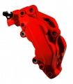 Sada Foliatec na brzdová prasátka (barva na brzdy) - červená matná (racing rosso matt)