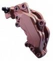 Sada Foliatec na brzdová prasátka (barva na brzdy) - měděná (vintage copper metallic)