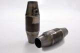 Závodní katalyzátor Simons 102 x 290mm (100 článků) - 63,5mm