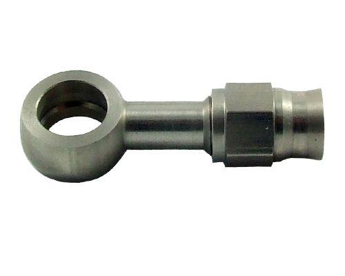 Torques Banjo rovné D-03 (AN3) - délka 40mm - průměr oka 10,2mm - nerezové