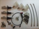 Instalační kit Compbrake pro pedálový box - Option D