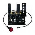 Pedálový box Compbrake Pro-Race - podlahové - 3 pedály - hydraul.