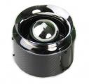 Sportovní filtr karbon univerzální 76mm - délka 130mm