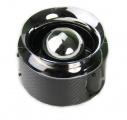 Sportovní filtr karbon univerzální 76mm - délka 75mm