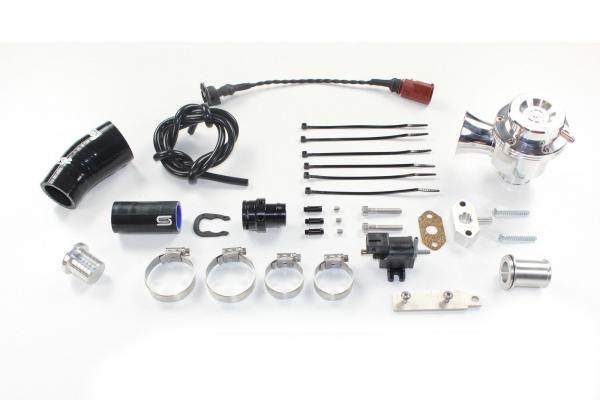 Blow off ventil Forge Motorsport Audi S3 8P / TTS / Seat Leon Cupra / VW Golf 6 R 2.0 TFSi/TSi (open/closed loop)