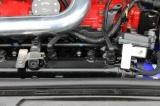 Zajišťovací svorky pro MAP sensor a brzdové podtlakové vedení Renault Megane 225/230