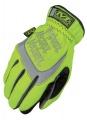 Rukavice Mechanix Safety FastFit žluté reflexní - bezpečnostní - velikost L