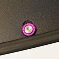Set šroubu a podložky s logem Skunk2 - 1 kus - barva fialová Noname