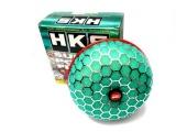 Sportovní filtr HKS style Super Power Flow houba 70019-AK006 - zelená - 100mm
