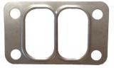 Těsnění na výfukové svody k turbu T3, T3/T4 twin scroll (dělené) - kovové