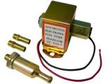 Univerzální nízkotlaká palivová pumpa QSP 140l/h - 6-válcové motory