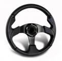Sportovní volant SW403 - 350mm karbon look/černý