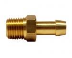"Fitinka 1/4""-NPT rovná na hadici 4mm (5/32"")"